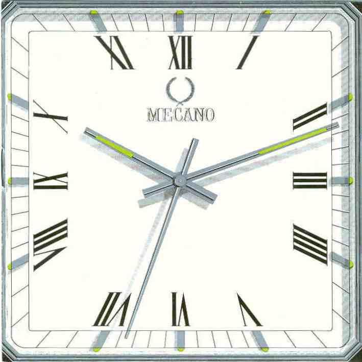 Mecano - Mecano - Frontal