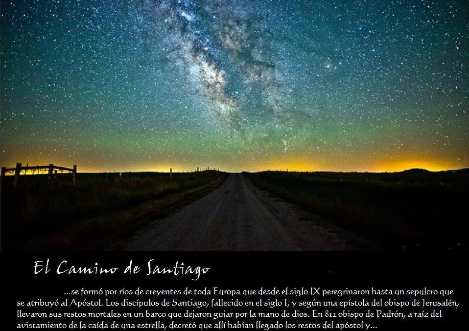 camino a las estrellasx